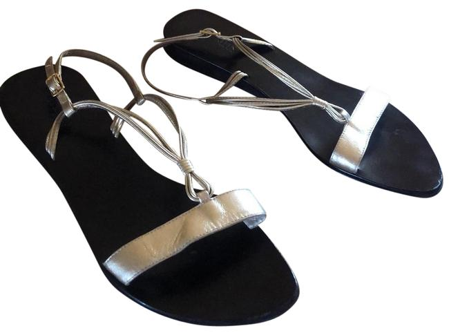 Item - Gold Made In Italy Sandals Size US 9 Regular (M, B)