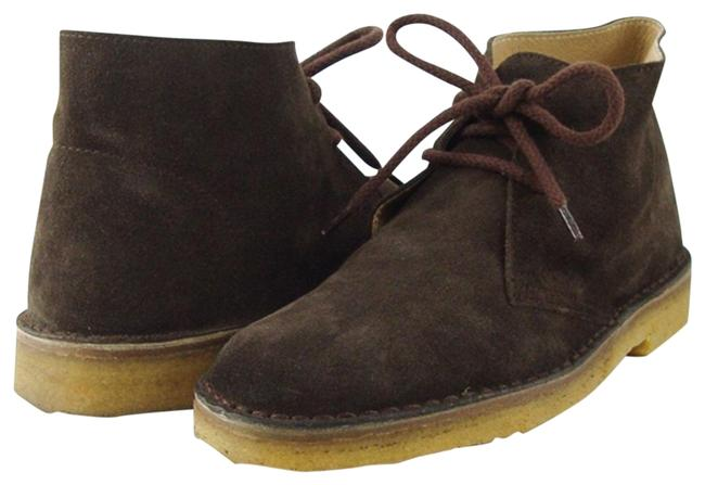 Item - Brown Meryl Suede Ankle Boots/Booties Size EU 39 (Approx. US 9) Regular (M, B)