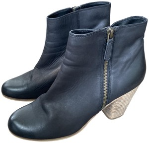 Nordstrom BP New Round Toe Black Boots