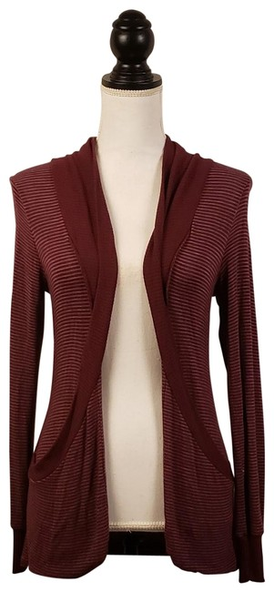 Item - Dark Red / Cardigan Size 6 (S)