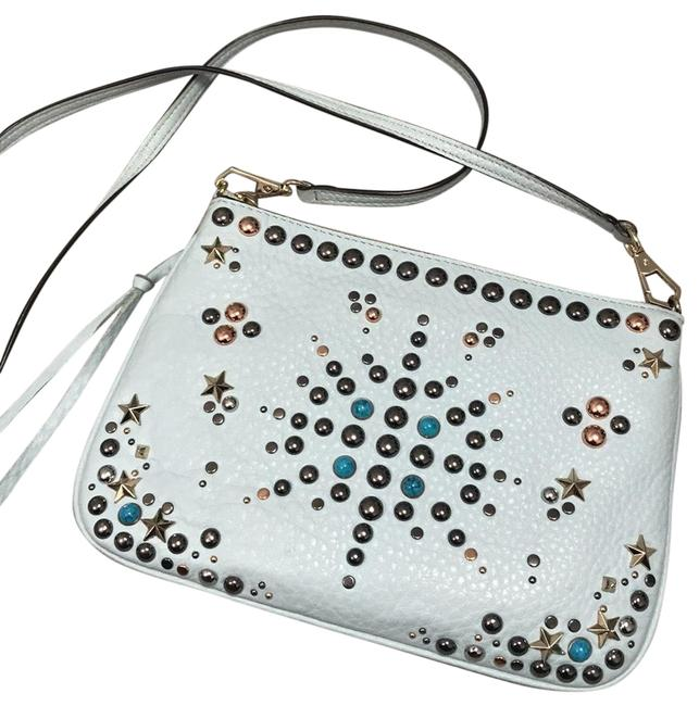 Item - Ascher Turquoise Cross Body Bag