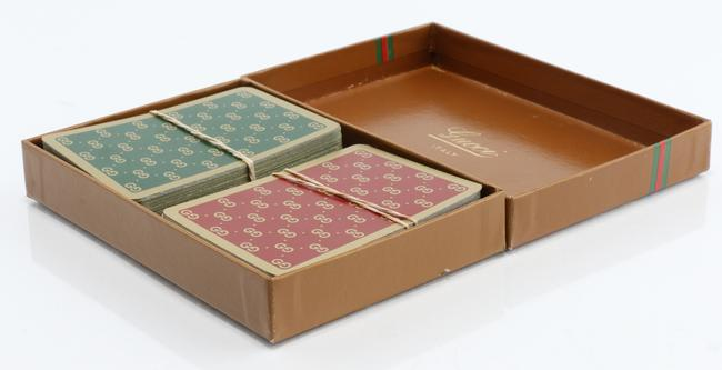 Item - Multicolor Set Of Iconic Vintage Playing Cards Men's Jewelry/Accessory
