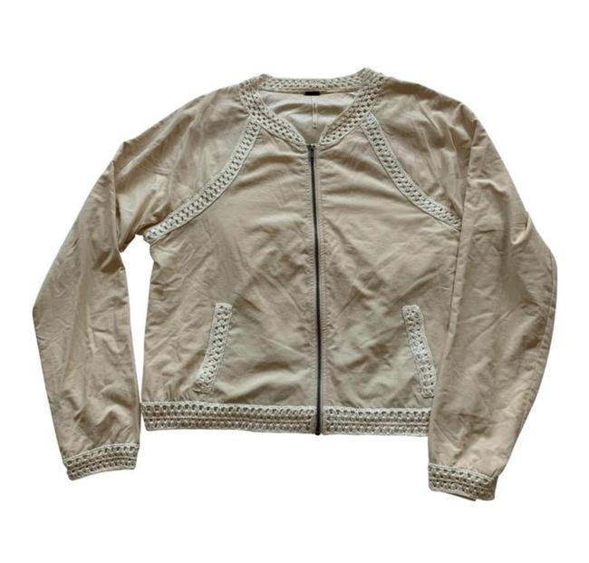 Item - Blush Baseball Jacket Size 8 (M)