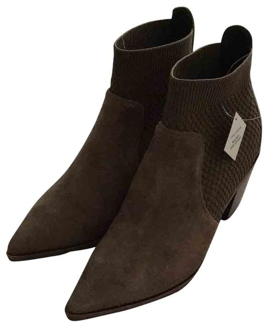 Item - Olive Maggie Boots/Booties Size US 5.5 Regular (M, B)