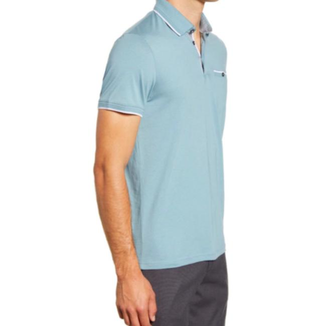 Item - Blue London Slim Fit Derry Polo 4 Men's Jewelry/Accessory