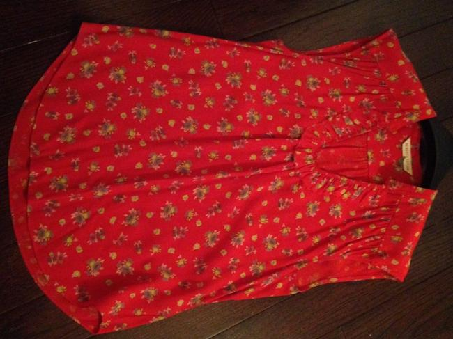 Rebecca Taylor Top red