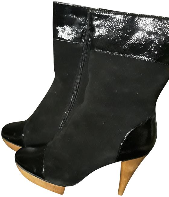 Item - Patent Suede Boots/Booties Size US 10 Regular (M, B)