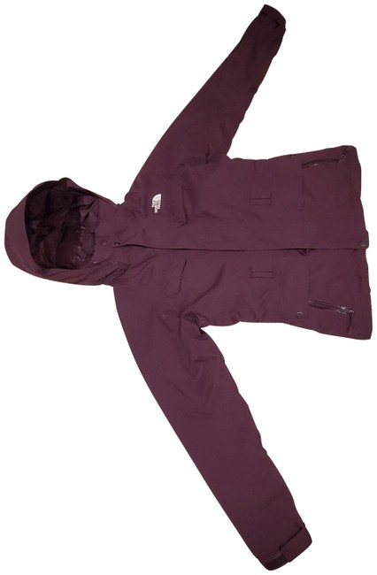 Item - Maroon Winter Jacket Coat Size 0 (XS)