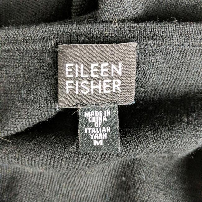 Eileen Fisher Black Knit Tank Top/Cami Size 8 (M) Eileen Fisher Black Knit Tank Top/Cami Size 8 (M) Image 5