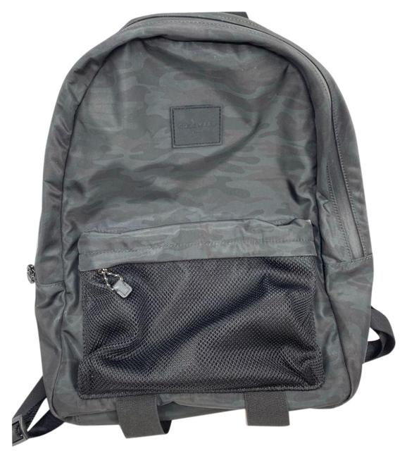 Item - Green Gray Backpack