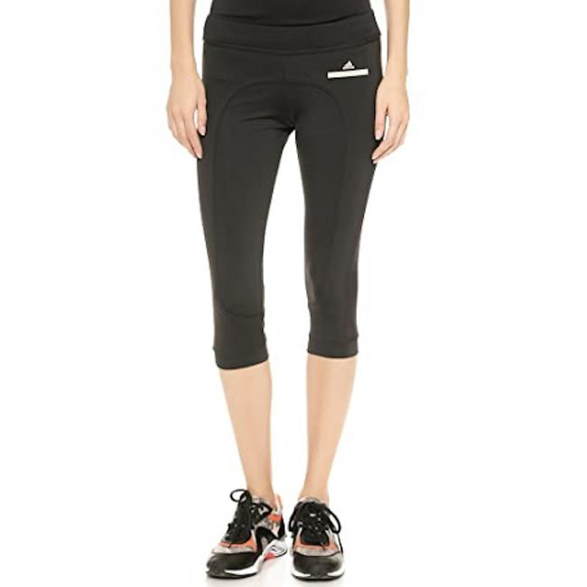 Item - Black Running 3/4 Activewear Bottoms Size 4 (S, 27)