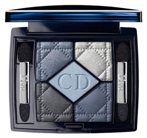 Dior Dior 5 Couleurs Eye Shadow Palette - Blue De Paris (254) - Full size