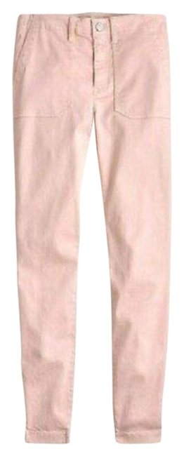 "Item - Pink 9"" Toothpick Blush Tall Pants Size 14 (L, 34)"