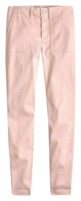 "Item - Pink 9"" Toothpick Blush Pants Size 8 (M, 29, 30)"