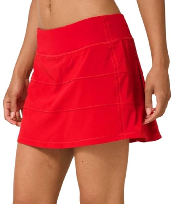Item - Red Pace Rival In Dark Activewear Bottoms Size 10 (M, 31)