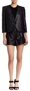 Helmut Lang Shy Short Dress Shorts Old silver