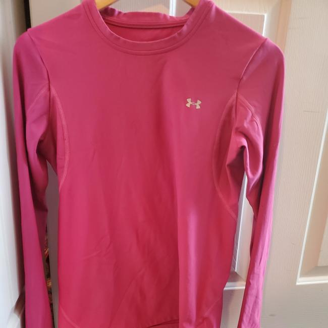 Item - Pink Cold Gear Activewear Top Size 12 (L)