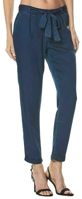 Item - Blue New Sonora Crop In Arbor Pants Size 6 (S, 28)