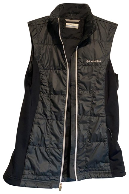 Item - Dark Gray Waterproof Vest Size 2 (XS)