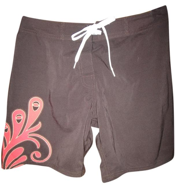 Item - Brown Board Shorts Cover-up/Sarong Size 8 (M)