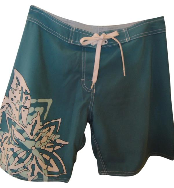 Item - Blue Board Shorts Cover-up/Sarong Size 8 (M)