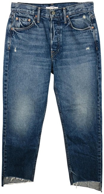 Item - Blue Helena In Close To You Capri/Cropped Jeans Size 26 (2, XS)