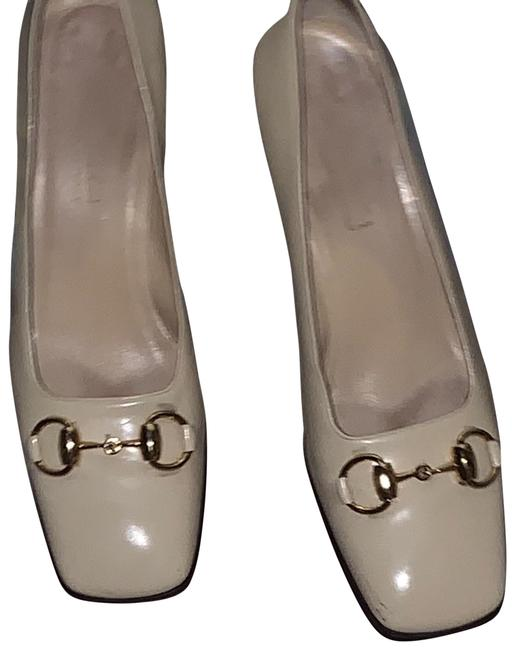 Item - Tan Patent Leather Pumps Size US 8 Narrow (Aa, N)
