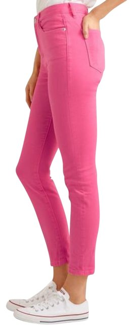 Item - Pink Light Wash  The Ultra High Waist 26×27 Skinny Jeans Size 26 (2, XS)