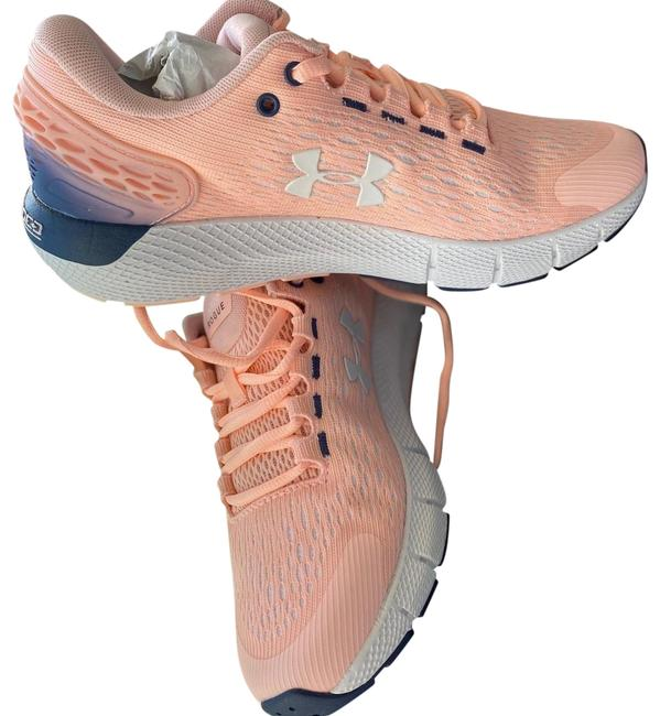 Item - Peach Women's Charged Rogue 2 Running Sneakers Size US 8 Regular (M, B)