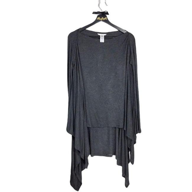 Item - Grey Asymmetrical Tunic Size 8 (M)