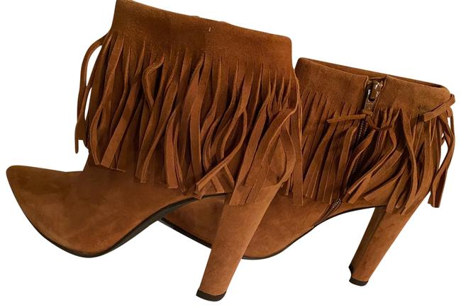 Item - Brown Fringetimes Boots/Booties Size US 6 Regular (M, B)