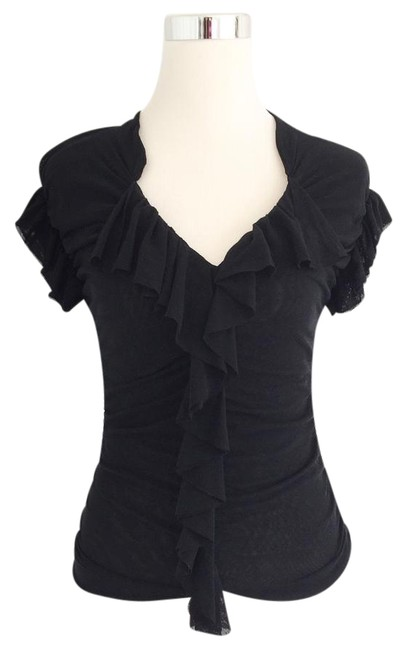 Preload https://item2.tradesy.com/images/sweet-pea-by-stacy-frati-black-anthropologie-blouse-size-4-s-2823481-0-2.jpg?width=400&height=650