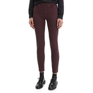 Levi's Casual Cropped High Rise Skinny Jeans