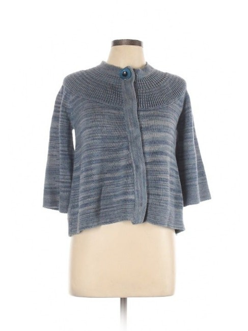 Item - Blue Vintage Swing Sweater Cardigan Size 12 (L)