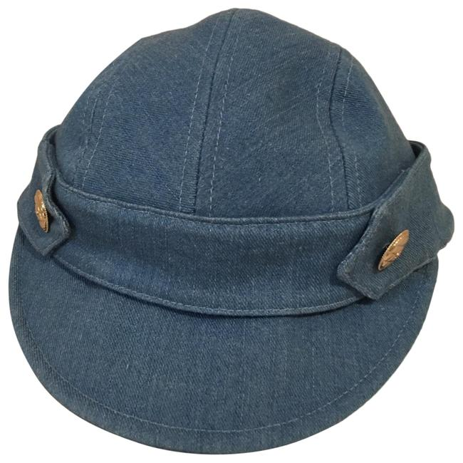 Item - Blue Jean Chambray Denim Hat