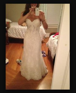 Wtoo Wtoo Watters 18410 Wedding Dress