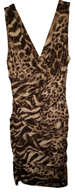Preload https://item4.tradesy.com/images/fusion-jeans-leopard-gold-metallic-94981-mini-night-out-dress-size-4-s-2824468-0-0.jpg?width=400&height=650
