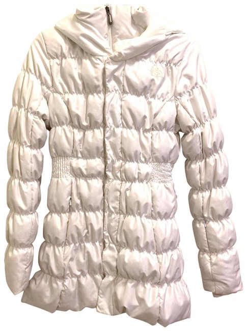 Item - White 550 Parka Jacket Coat Size 6 (S)