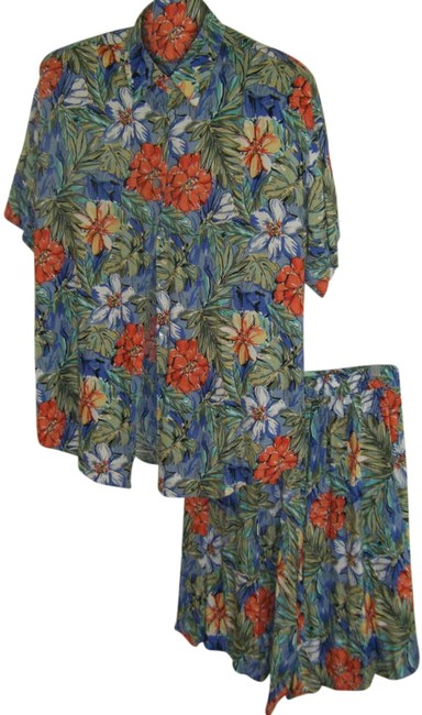 Preload https://item5.tradesy.com/images/set-2-pc-22-top-18-20-floral-set-washable-rayon-size-24-plus-2x-282474-0-0.jpg?width=400&height=650