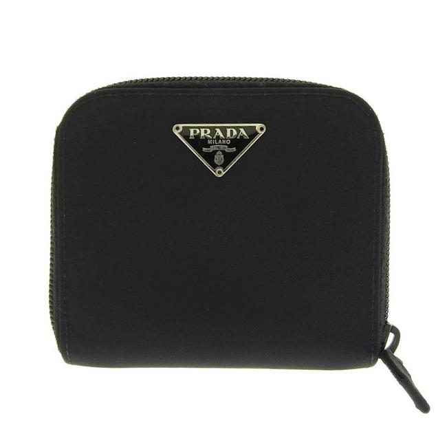 Item - Black Bi-fold Nylon M522 Wallet