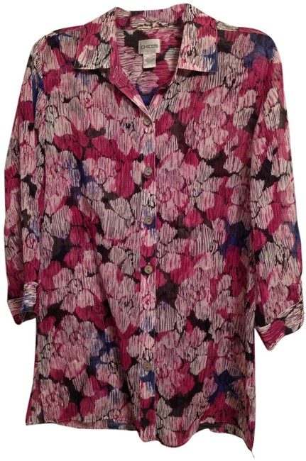 Preload https://item2.tradesy.com/images/chico-s-button-down-shirt-2824771-0-0.jpg?width=400&height=650