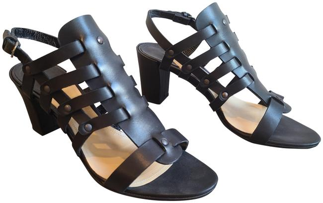 Item - Black Addison Caged Open Sandals Size EU 39 (Approx. US 9) Regular (M, B)