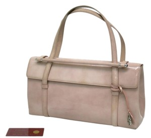 Cartier Hand Cabochon Stock01080 Tote in Pink Beige