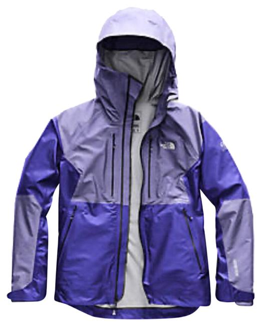 Item - Blue Purple Summit L5 Fuseform Gtx Jacket*nwt Activewear Size 2 (XS)