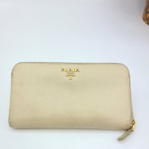Prada Zippy Wallet