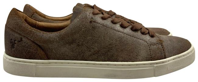Item - Brown Chocolate 3470377 Ivy Low Lace Sneakers Size US 7 Regular (M, B)