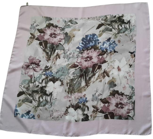 Item - Pink Watercolor Scarf/Wrap