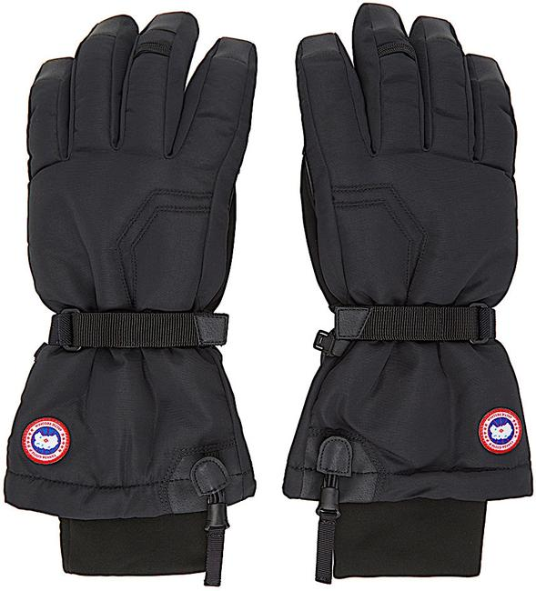 Item - Black with Tag ( L=7.5-8.) 'arctic' Waterproof Down Gloves