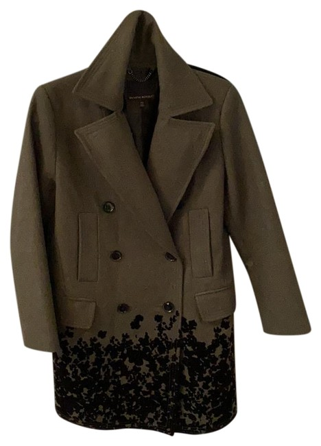 Item - Green 3/4 Length Coat Size 0 (XS)