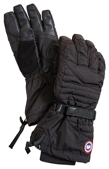 Item - Black with Tag(S/P=6-6.5 ) Arctic' Waterproof Down Gloves